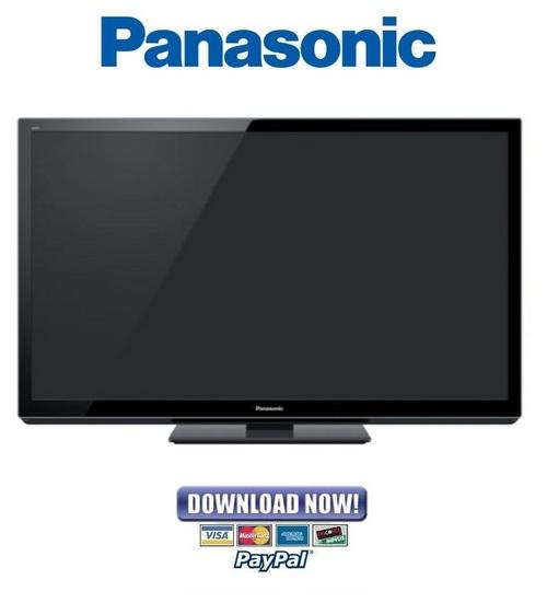 panasonic tc p50gt30a service manual repair guide. Black Bedroom Furniture Sets. Home Design Ideas