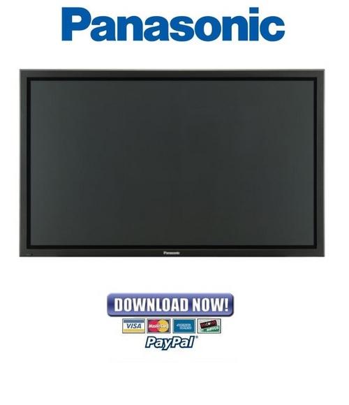 Pay for Panasonic TH-65PF12 Service Manual & Repair Guide