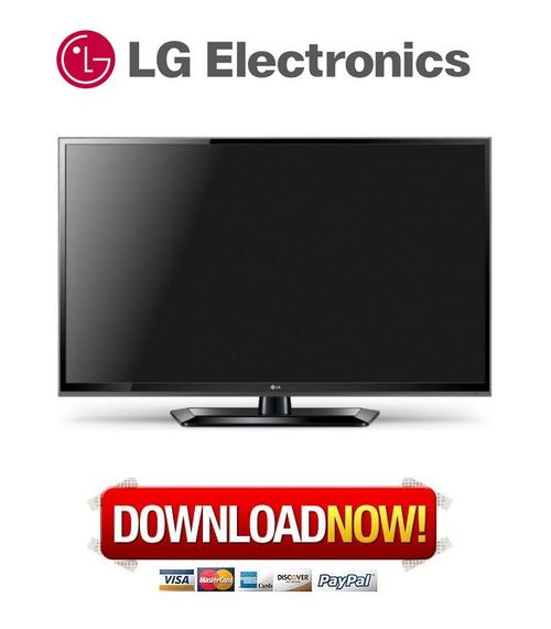 Pay for LG 42LS5700 UA Service Manual & Repair Guide