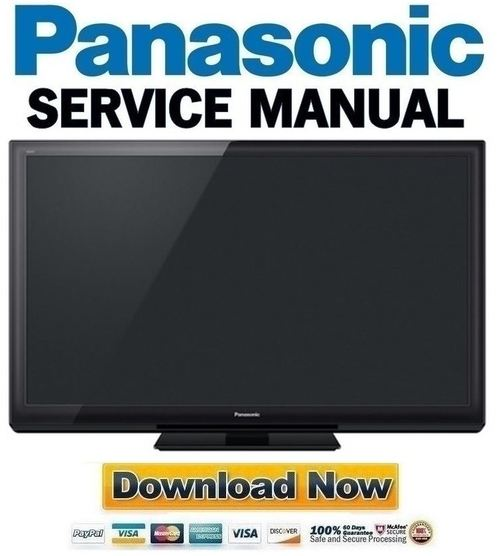 panasonic tc p65st30 service manual repair guide download manua rh tradebit com