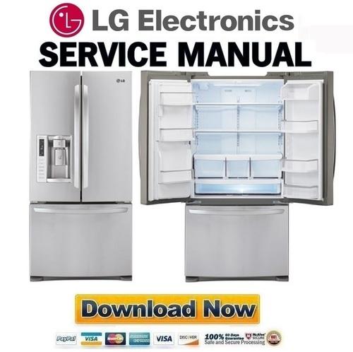 lg lfx25978st service manual repair guide download. Black Bedroom Furniture Sets. Home Design Ideas