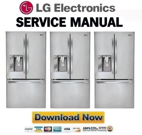 Lg Lfx31925st Service Manual Amp Repair Guide Download