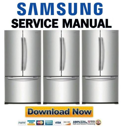 Samsung       RF197ACRS    RF197ACPN Service Manual   Repair Guide  Downloa