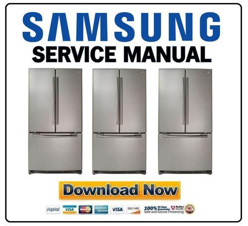samsung refrigerator repair manual pdf