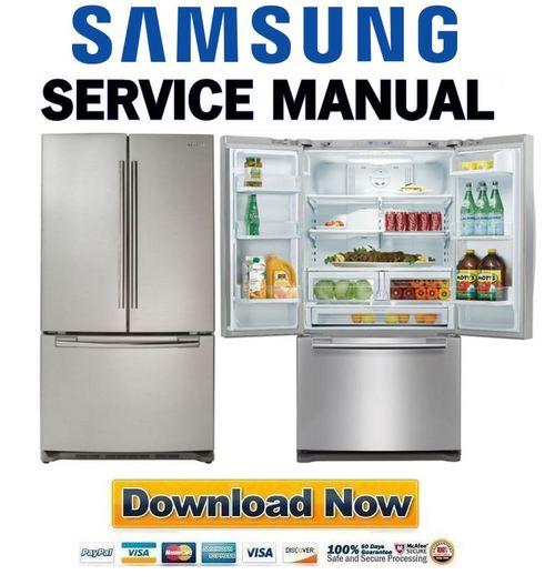 samsung rfg293ha rfg293hars service manual repair guide downloa rh tradebit com Appliance BTU Chart Commercial Appliances