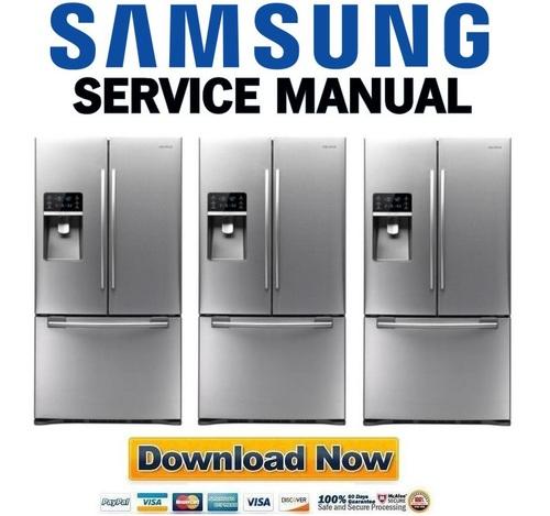 Samsung Rfg298hdrs Service Manual Amp Repair Guide