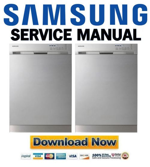 Samsung Dmt300rfs Service Manual  U0026 Repair Guide