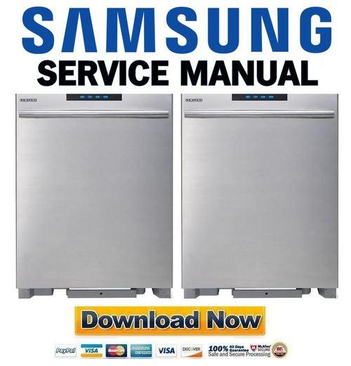 samsung dmt800rhs service manual repair guide download manuals rh tradebit com samsung dishwasher dmt800rhs repair manual samsung dmr78 dishwasher repair manual