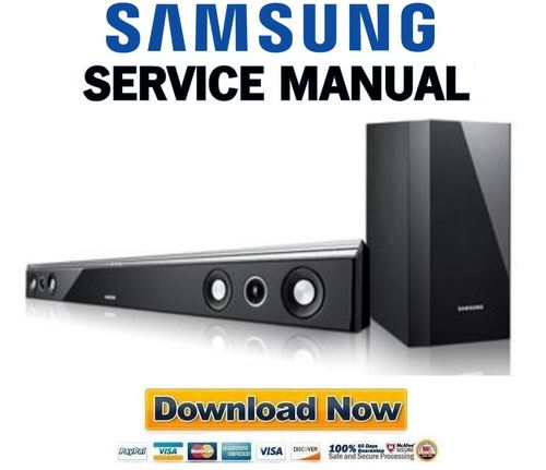 samsung sound bar manual hw km45c