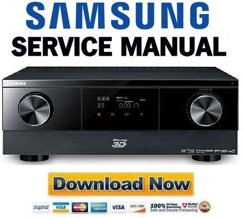samsung hw d7000 service manual repair guide download manuals rh tradebit com Samsung Tubes Samsung Wireless Amplifier