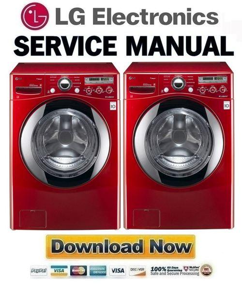 lg wm2650hra service manual repair guide download. Black Bedroom Furniture Sets. Home Design Ideas