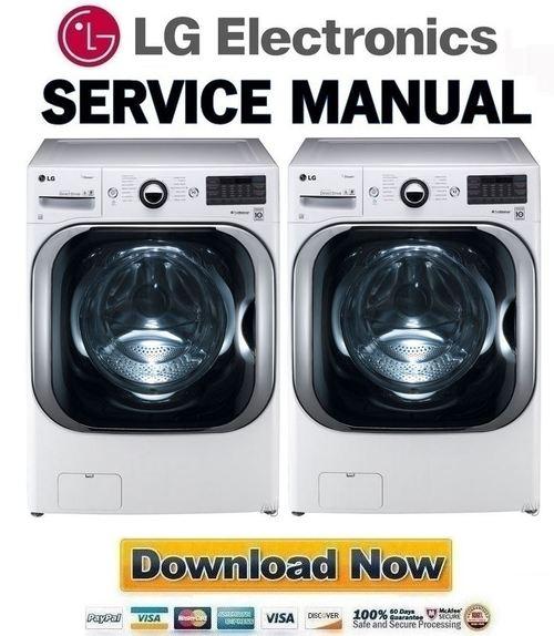 lg wm8000hwa service manual repair guide download. Black Bedroom Furniture Sets. Home Design Ideas