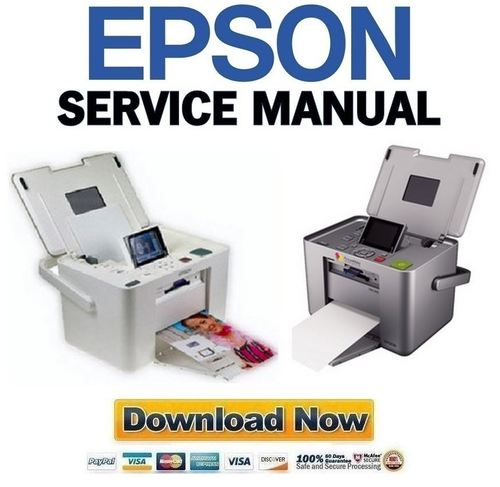 Pay for Epson Picturemate PM 200 210 240 250 280 Service Manual & Repair Guide