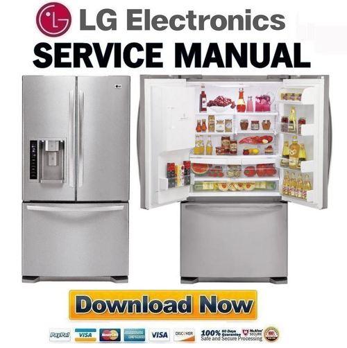 lg lfx21971st service manual repair guide download. Black Bedroom Furniture Sets. Home Design Ideas