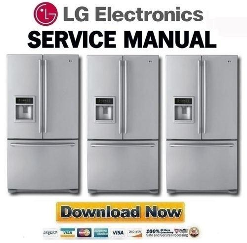 lg lfx25950tt service manual repair guide download