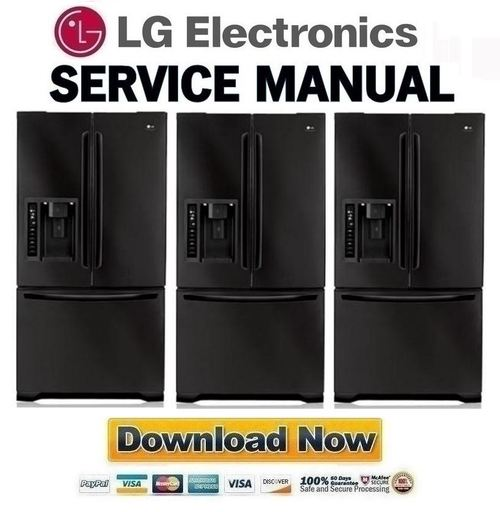 lg lfx25971sb service manual repair guide download. Black Bedroom Furniture Sets. Home Design Ideas