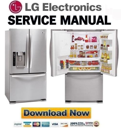 lg lfx25971st service manual repair guide download. Black Bedroom Furniture Sets. Home Design Ideas