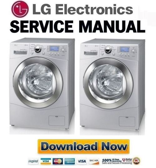 lg f1402fds5 service manual repair guide download. Black Bedroom Furniture Sets. Home Design Ideas