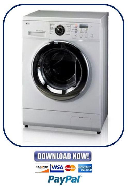 lg f1422td service manual repair guide download manuals. Black Bedroom Furniture Sets. Home Design Ideas