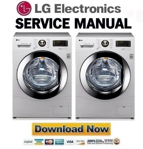 lg f1447td01 service manual repair guide download. Black Bedroom Furniture Sets. Home Design Ideas