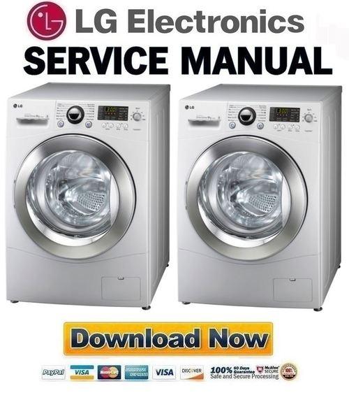 lg f1480fd service manual repair guide download manuals. Black Bedroom Furniture Sets. Home Design Ideas