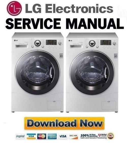 lg f1480qdsp service manual repair guide download. Black Bedroom Furniture Sets. Home Design Ideas