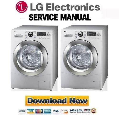Lg Wd14030d6 Service Manual  U0026 Repair Guide