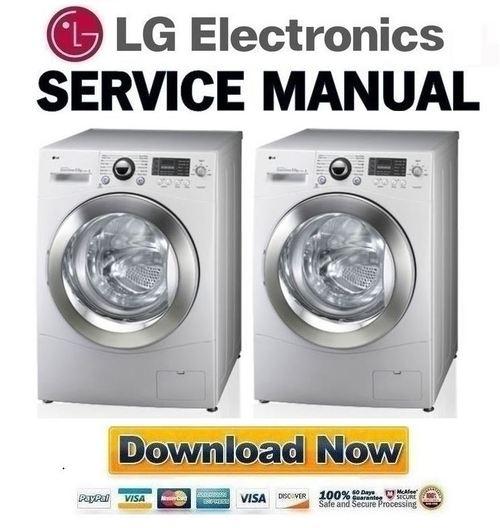 lg wd14060d6 service manual repair guide pligg. Black Bedroom Furniture Sets. Home Design Ideas