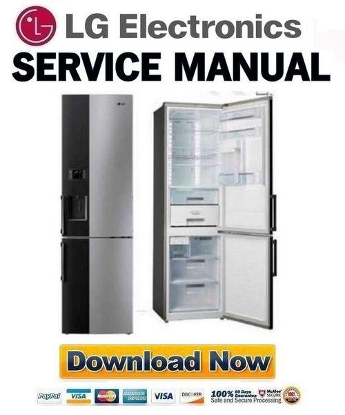 Lg Gb7143a2hz Service Manual  U0026 Repair Guide