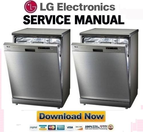 lg d1419tf service manual repair guide download manuals. Black Bedroom Furniture Sets. Home Design Ideas
