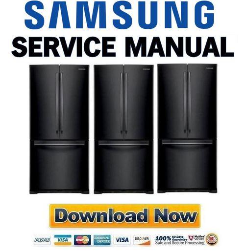 ge refrigerator repair manual download