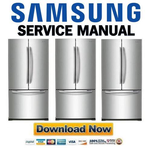 Samsung Rf217acrs Service Manual  U0026 Repair Guide
