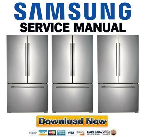 Samsung Rf260beaesr Service Manual  U0026 Repair Guide