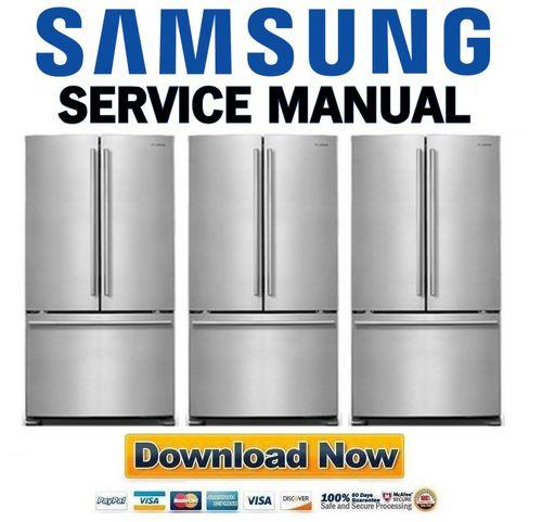 Samsung Rf265aars Service Manual And Repair Guide