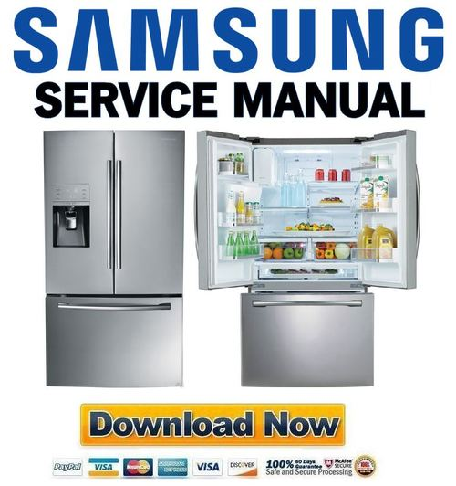 Samsung RF323TEDBSR Service Manual and Repair Guide ... - photo#12