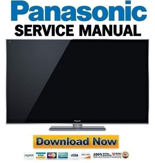 panasonic tc p65vt50 service manual and repair guide download man rh tradebit com manual tv lcd samsung 32 pulgadas manual tv lcd samsung 32