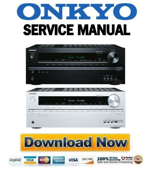 onkyo tx nr414 service manual and repair guide download manuals rh tradebit com Onkyo Tx- Nr838 Onkyo Receivers
