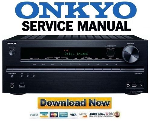 onkyo tx nr515 service manual and repair guide download manuals rh tradebit com Instruction Manual Book onkyo tx-nr515 instruction manual