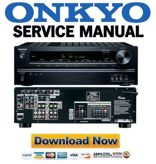 инструкция onkyo tx-sr313