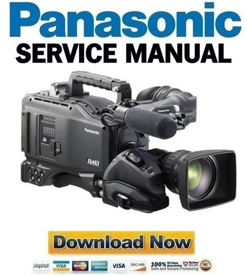 panasonic na 147vb2 service manual repair guide. Black Bedroom Furniture Sets. Home Design Ideas
