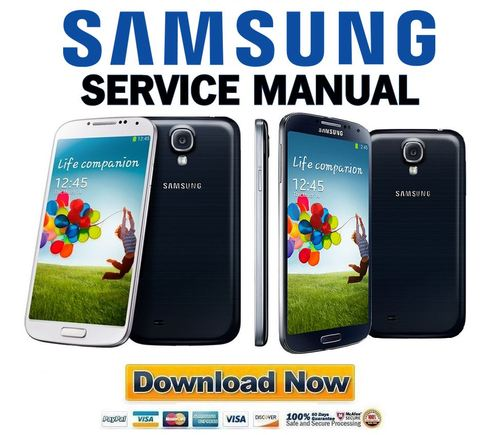 samsung galaxy s4 gt i9500 service manual repair guide download rh tradebit com samsung gt-i9500 service manual pdf samsung i9500 service manual