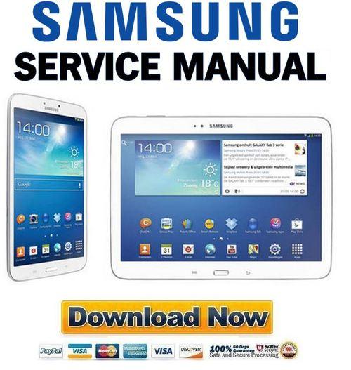 samsung galaxy tab 3 sm t311 service manual repair guide downlo rh tradebit com samsung mobile phone service manual Samsung Mobile Telephone Manuals