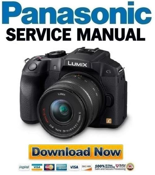 panasonic lumix dmc g6 service manual and repair guide download m rh tradebit com panasonic lumix manual download panasonic lumix manuals download