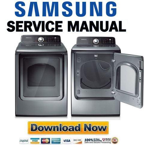 samsung dv456gthdsu dv456ethdsu service manual repair guide