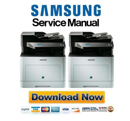samsung clx 6260fd printer service manual and repair guide downlo rh tradebit com Samsung Printer Xpress M2825DW Samsung Printers User's Guide