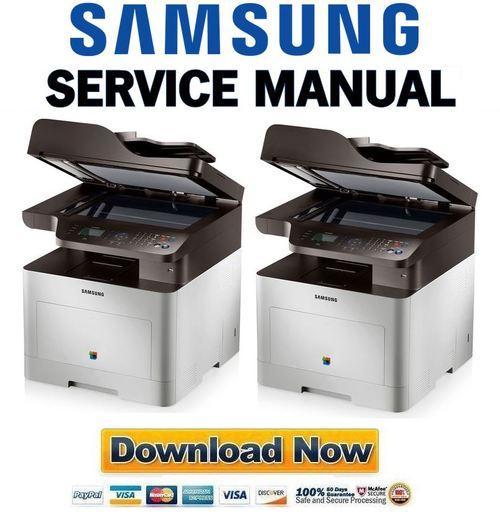 samsung clx 6260fr printer service manual and repair guide downlo rh tradebit com Samsung Printer Xpress samsung scx-3401 printer service manual and repair guide