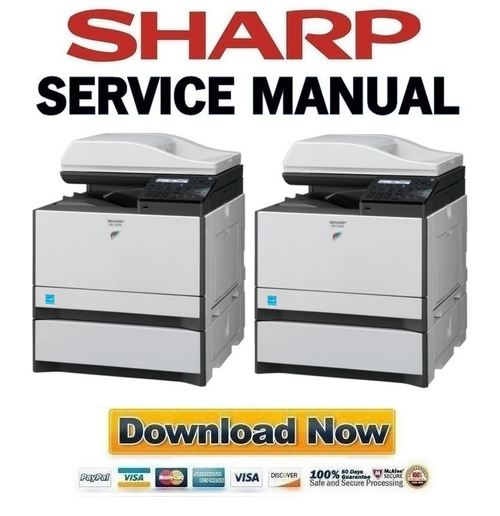 sharp mx c300w. pay for sharp mx-c300 c300f c300w c300we service manual \u0026 technical documentation mx c300w