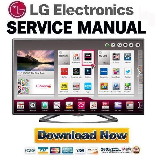 lg 42ln578v service manual and repair guide download. Black Bedroom Furniture Sets. Home Design Ideas