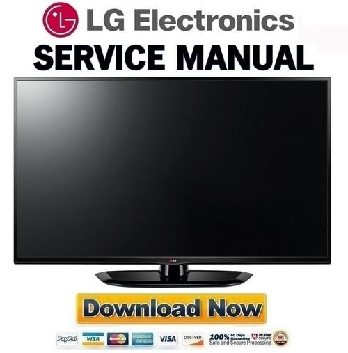 lg repair manual