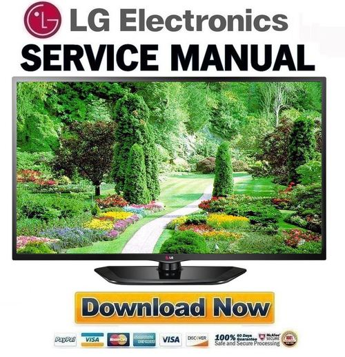 lg 42ln5400 ua service manual and repair guide download. Black Bedroom Furniture Sets. Home Design Ideas
